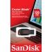 Sandisk USB-minne 2.0 Blade 128GB Svart