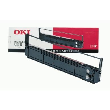 OKI Färgband svart 09002315