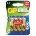 GP 15AUP-C4 / AA / LR6 ULTRA PLUS