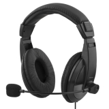 Deltaco Headset HL-57