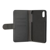 GEAR Lompakko Musta iPhone XR 6,1