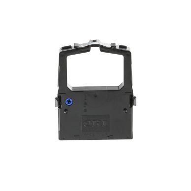 OKI Färgband svart 09002303