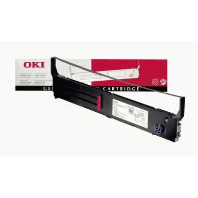 OKI Färgband svart 40629303