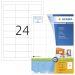 Etikett HERMA Premium A4 64,6x33,8 (100)
