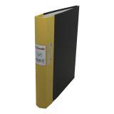 Rengaskansio Jopa A4 40 mm, keltainen
