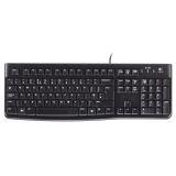 LOGITECH K120 Tastatur. Pan-Nordic.