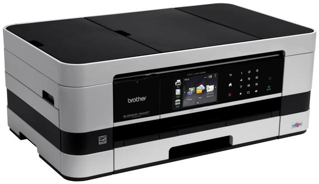 BROTHER — LC123-serien