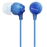 Sony Hodetelefoner in-ear MDR-EX15LP Blå
