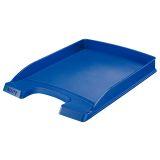 Brevkorg Leitz Plus Slim blå