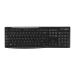 Logitech K270 Wireless Keyboard Nordic