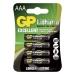 GP AAA-litiumbatteri 1.5V, 24LF-2U4