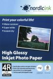 Glossy - kiiltävä valokuvapaperi 210g 10*15 20 pack