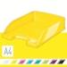 Leitz lomakelaatikko WOW keltainen
