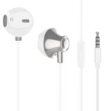 Champion Headset EarPod Vit Metallic