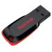 SanDisk USB-minne 2.0 Blade 64GB Svart