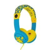 POKEMON Hodetelefon Junior On-Ear 85dB sperre