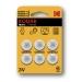 Kodak Max lithium CR2016 / CR2025 / CR2032