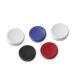 Magnetknappar Actual 30 mm sort. färger, 5 st