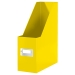Tidskriftssamlare Click & Store WOW gul