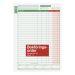 Blankett bokföringsorder A4 50 st