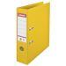 Mappi Esselte No1 PP FSC® A4/75mm keltainen