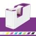 Leitz teippiteline WOW valk./violetti