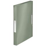 Arkivboks Leitz Style PP 30mm Cel. Grønn