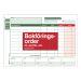 Blankett bokföringsorder A5L 50 blad