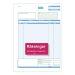 Blankett faktura A4 2x50 blad