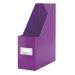 Tidskriftssamlare Click&Store WOW lila