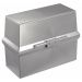Kartotekboks Cardo 250 A5 Lys grå
