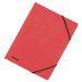 Snoddmapp Esselte FSC® A4 röd