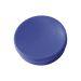 Magnetknappar Actual 30 mm blå, 5 st