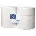 Papper Toalett T-Tork  Jumbo 1-Lag 6Rl/Fp