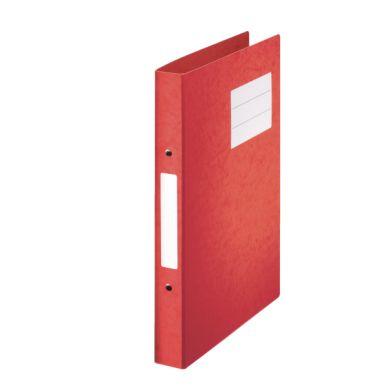 ESSELTE Ringpärm papp A4/23mm röd 690606